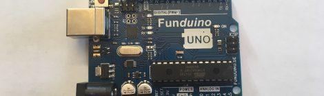 Wasserkochersteuerung mit Arduino